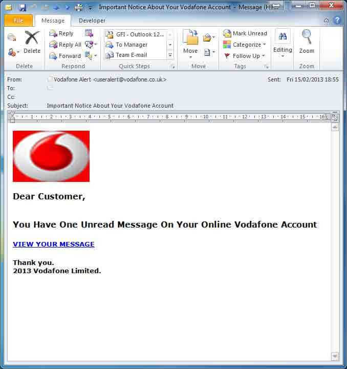 Phishing email from vodafone cumbria computer repairs vodafone email thecheapjerseys