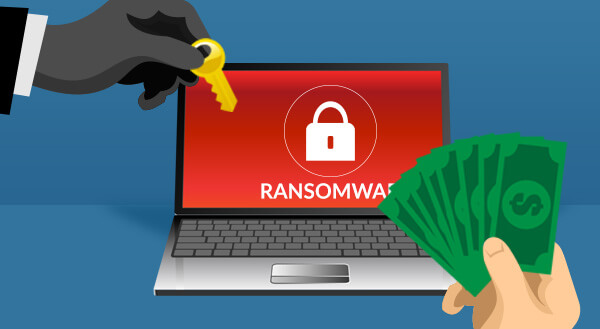Ransomware emails