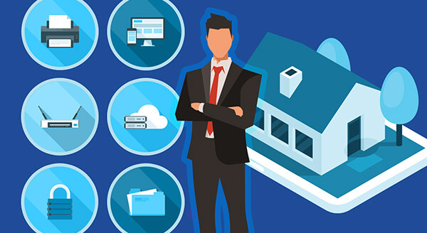 Residential managed services